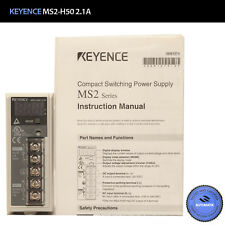 KEYENCE MS2-H50 2.1A Module Power Supply Switching 24V MS2H50 + cable // NEW