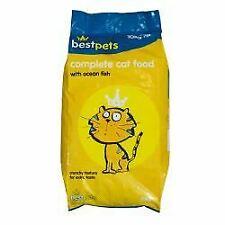 Bestpets Cat Ocean Fish - 10kg - 683191