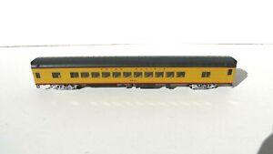 HO RIVAROSSI Union Pacific 5469 PASSENGER CAR w/ FULL Interior MW
