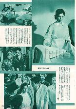 1966, LE JOURNAL D'UNE FEMME EN BLANC  Japan Vintage Clippings 3sc4