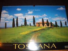 Toscana Panoramakalender Wandkalender 2011 !!! Norbert Kustos