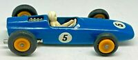 Matchbox Lesney No 52 1965 Blue BRM Racing Car - Near Mint