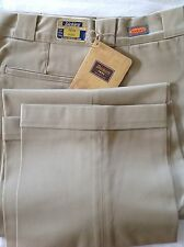 Dickies 1922 Collection Chino Trousers 29 Waist. 32 Inside Leg. New +Tags (V)