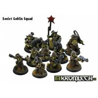 Kromlech Soviet Goblin Squad Brand New KRM024