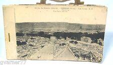 La Guerre 1914-18 Verdun Les Ruines Postcard Book Ww1 The Ruins Postcards Paris