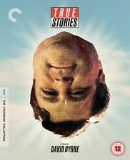 True Stories - The Criterion Collection (with Audio CD) [Blu-ray]