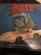 Speed Racer A 16-mouth Calender