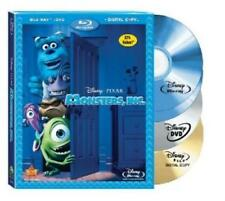 Monsters, Inc. (Four-Disc Blu-ray/DVD Co Blu-ray