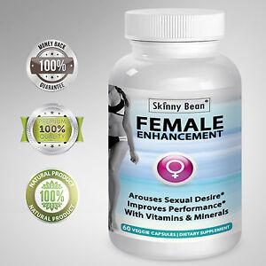 Women Enhancement Libido Booster Testosterone Tribulus Pills for Stamina Perform