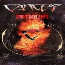 CANCER - Spirit In Flames CD BRAND NEW!