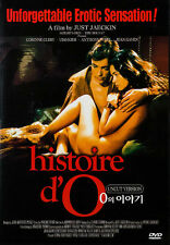 The Story Of O, Histoire d'O (1975) Just Jaeckin  / DVD, NEW