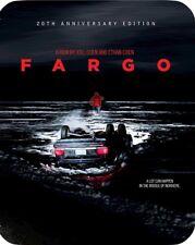 FARGO New Sealed Blu-ray 20thAnniversary Edition Steelbook