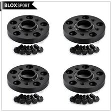(4) 25mm Wheel Adapters 5x130 to 5x112 Spacers for Mercedes G500 G550 G350 G300