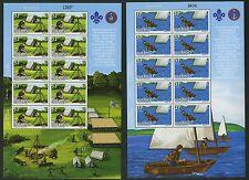 Guernsey 2007  Scott # 932-937  Mint Never Hinged Souvenir Sheet Set