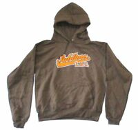 Sublime LBC Logo Brown Pull Over Sweatshirt Hoodie New Official