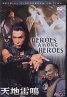 Hero Among Heroes -- Hong Kong Kung Fu Martial Arts Action movie DVD - NEW DVD