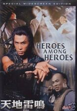 Hero Among Heroes -- Hong Kong Kung Fu Martial Arts Action movie DVD - NEW DVD
