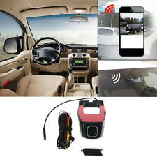170 Degree Full HD 1080P WIFI Car DVR Dash Cam Night Vision Car Camera Decor