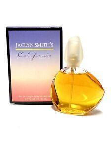 JACLYN SMITH'S CALIFORNIA 2.0oz-60ml Eau de Cologne Spray DISCONTINUED (BG36