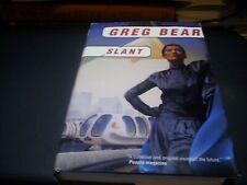 Slant by Greg Bear (Trade Cloth, Revised edition) BCE