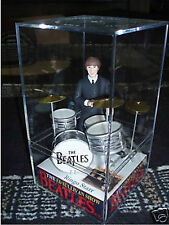 WOW! RINGO ED Sullivan The Beatles figure/figurine/doll case LUDWIG OYSTER
