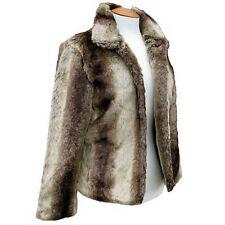 Women's Unbranded Petite Faux Fur Coats & Jackets