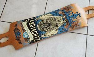 "Landyachtz Switchblade longboard skateboard deck The Chimera Series 38"" length"