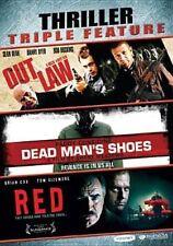 Thriller Triple Feature 0876964002943 With Sean Bean DVD Region 1