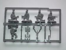 Armourfast 1/72 Scale WWII German Mortar Team Model Kit - Contains 1 Sprue