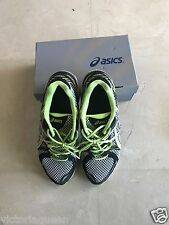 Asics BLACK GREEN Gel 1170 Premium Cushioned Running Sneaker