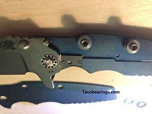 Bearings For Hinderer XM-18, XM-24, Halftrack, Jurassic, Full Track, Eklipse