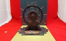 Hot Toys Disney DX06 POTC Captain Jack Sparrow 1:6 ship Rudder wheel Diorama