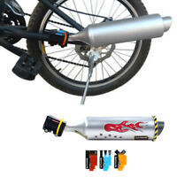 Bicycle Exhaust System Turbospoke Bike Motorcycle Noise Maker Motor Sound BMX