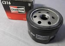 Aprilia Caponord Dorsoduro Mana Shiver SRV850 OEM Oil Filter by Champion C316