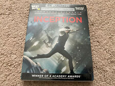 Inception 2010 (4K Ultra/Blu-ray/Digital) Steel Book Best Buy Exclusive