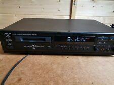More details for denon dmd-1300 minidisk recorder pcm audio technology minidisc player