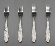 Oneida Stainless Flatware SYDNEY Dinner Forks - Set of Four New