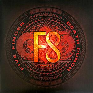 Five Finger Death Punch ### F 8 ### Digipack CD