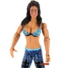 Melina WWE Jakks Ruthless Aggression Wrestling Action Figure_s118