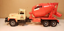 First Gear 1/34 sidley Mixed Mack R Model Cement Mixer Truck 19-2576 die cast