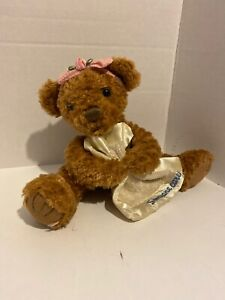 First & Main Bear-With-Me Plush With Blanket Someone Cares Item 1022