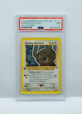 MINT FIRST EDITION SHINING NOCTOWL ORIGINAL NEO DESTINY COLLECTION 110/105 PSA