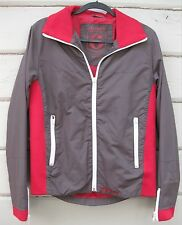 Elvine Brown Red Windstopper Zip Front Performance Jacket Men's Small SWEDEN