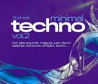 CD Minimal Techno VOlume 2 d'Artistes divers 3CDs