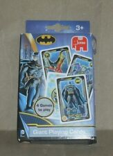 DC Comics  Giant Playing Cards - 4  Games To Play - Jumbo