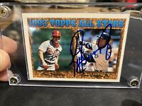 Ken Griffey Jr Autographed 1994 Topps Gold Baseball Card Signed Authentic