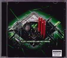 Skrillex - Scary Monsters And Nice Sprites - CD (Big Beat Atlantic)