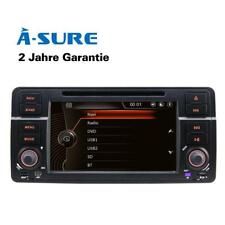 Autoradio DVD GPS Navi Bluetooth per BMW E46 M3 325 3er 318 320 Rover75 MG DAB+