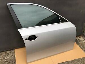 BMW E60 E61 Tür Rechts SILBER Beifahrerseite Original mit Scheibe  **AZ15**