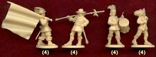 A Call to Arms Series 62 1/72 English Civil War Command Set